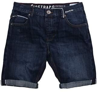 Firetrap Men's Camley Shorts,(Size: X-Large)
