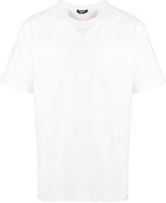 Calvin Klein back printed T-shirt