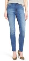 Mavi Jeans Women's Gold 'Alissa' Stretch Skinny Jeans