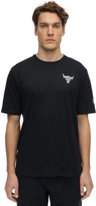 Under Armour Project Rock Snake Cotton Blend T-shirt