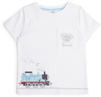 Harrods x Thomas & Friends Cotton T-Shirt