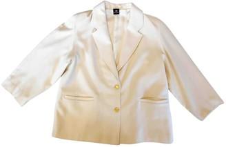 BEIGE Elena Miro Coat for Women
