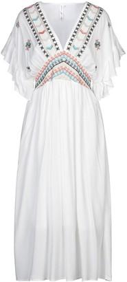 CARE OF YOU 3/4 length dresses