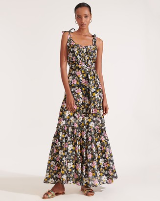 Veronica Beard Michi Floral Cover-Up Dress