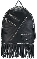 DSQUARED2 'Punk' backpack - men - Calf Leather - One Size