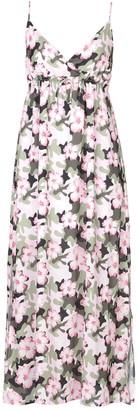 Please 3/4 length dresses