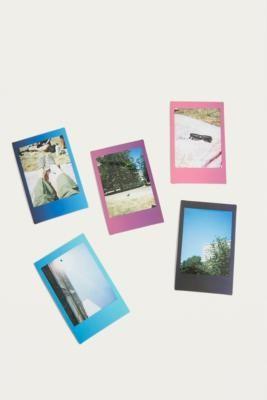 Fujifilm Instax Mini Rainbow Film - Assorted ALL at Urban Outfitters