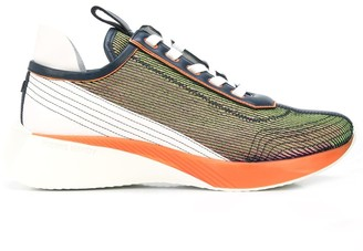 Pierre Hardy Vision Two-Tone Sole Sneakers