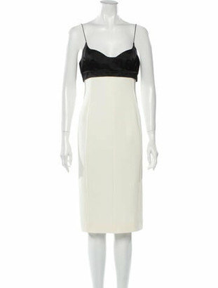 Narciso Rodriguez 2017 Midi Length Dress w/ Tags