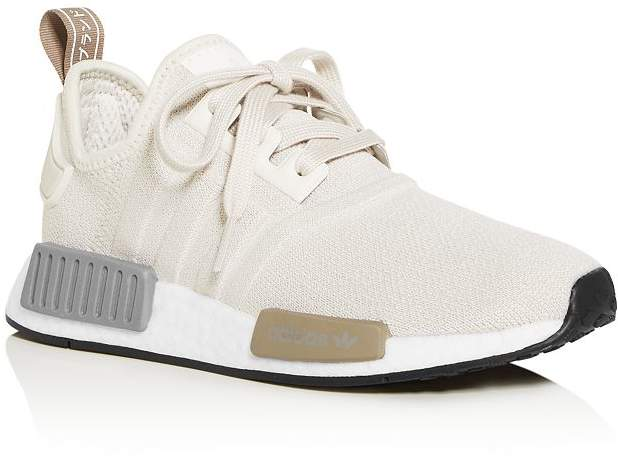 save off c250a fb484 Women's NMD_R1 Knit Low-Top Sneakers