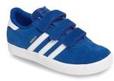 adidas Boy's Gazelle Fall Pack Sneaker