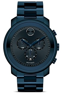 Movado Bold Large Chronograph, 44mm