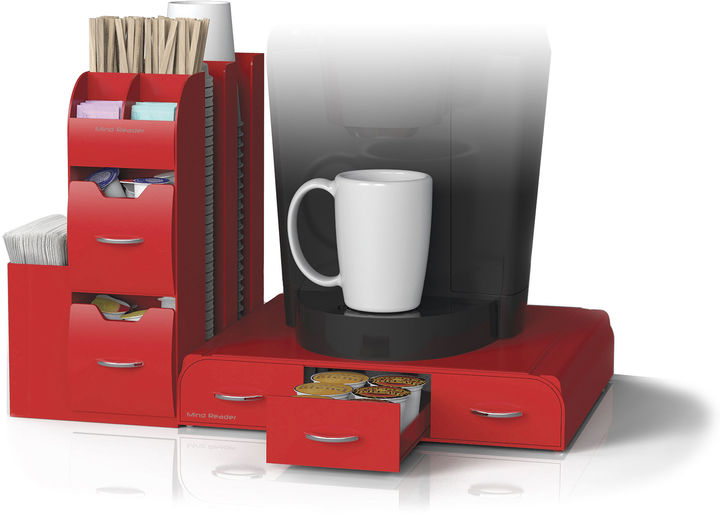 JCPenney MINDREADER 2-Piece Coffee Drawer and Organizer Unit