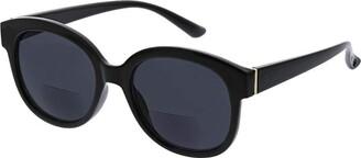 Peepers Women's Catalina Bifocal Sunglasses Round