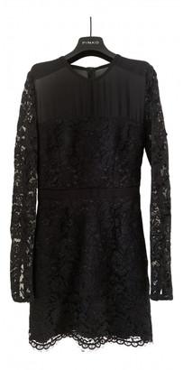 Elisabetta Franchi Black Lace Dresses