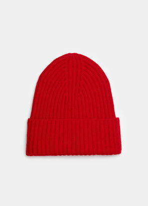 Vince Ribbed Cashmere Beanie