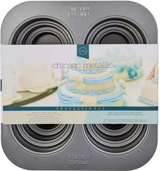 Chicago Metallic Multi-Tier Cake Pan (27.5cm x 25cm)