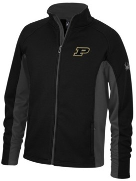 Lids Spyder Men's Purdue Boilermakers Constant Full-Zip Sweater Jacket