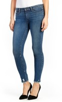 Paige Women's Verdugo Distressed Ankle Skinny Jeans