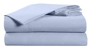 Sealy Healthy Nights 4 Piece Clean and Comfortable Sheet Set, King Bedding