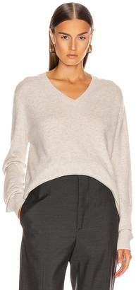 Serafini Loulou Studio Sweater in Light Grey | FWRD