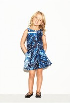 Milly Minis Scribble Print Katie Skirt