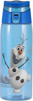 Zak Designs Frozen Olaf Skating Water Bottle