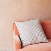Graham and Green Large Striped Avignon Cushion
