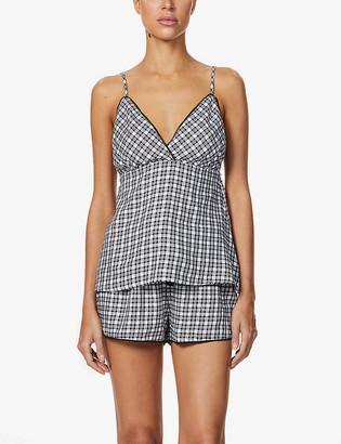 Rails Charlotte woven cami pyjama set