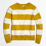 J.Crew Factory Wide-stripe sweater