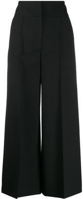 Stella McCartney High-Waisted Wide Leg Trousers