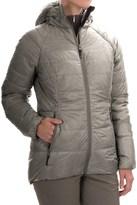 Sierra Designs Elite DriDown Hooded Parka - 850 Fill Power (For Women)