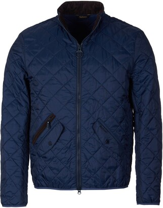 Barbour Kensington Quilted Nylon Jacket