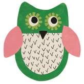 Designers Guild Little Owl Emerald Kids Rug
