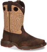 Durango Boys Saddle Western Toddler & Youth Cowboy Boot