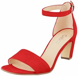 Gabor Women's Unicorn Ankle Strap Sandals