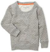 Sovereign Code Toddler Boys) Patterned Sweatshirt