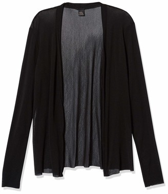 Only Hearts Women's Tulle Banded Cardi