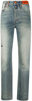 Heron Preston x Levi's straight-fit jeans