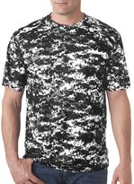 Badger 4180 Men's Short Sleeve Sublimated Camo Tee