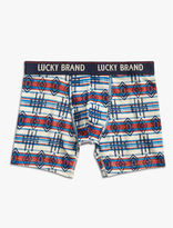 Lucky Brand Printed Boxer Brief
