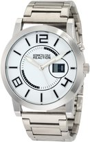 Kenneth Cole Reaction Men's KCRK3211 Stainless-Steel Analog Quartz Watch with Dial