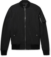 Rick Owens - Flight Shell Bomber Jacket