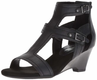 Aerosoles A2 Women's Maypole Wedge Sandal