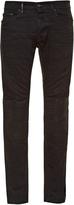 Marcelo Burlon County of Milan Slim-fit biker jeans