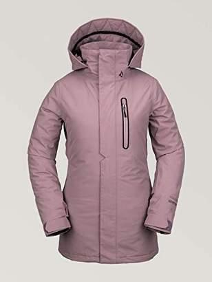 Volcom Women's Eva Ins Gore-Tex JKT Jacket,S