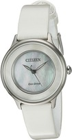 Citizen EM0381-03D Circle of Time Watches