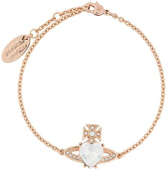 Vivienne Westwood Ariella cubic zirconia bracelet