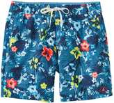 """Sperry Floral Reef 17"""" Volley Short - 8144357"""