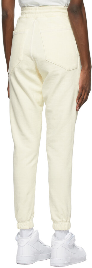 Thumbnail for your product : Rhude Off-White Logo Lounge Pants